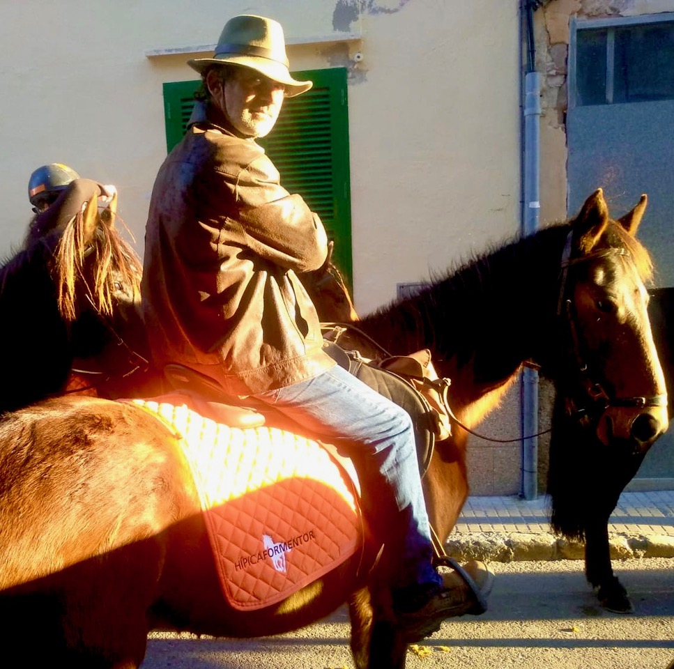 horseback riding Sa Pobla